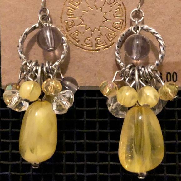 Ruby Rd. Jewelry - Ruby Rd beaded earrings